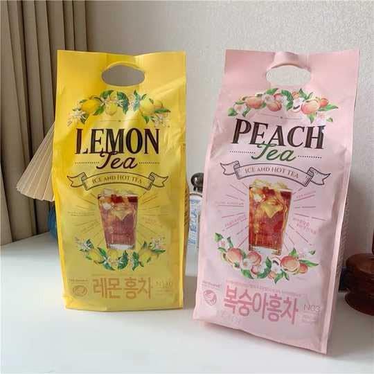 韓國冰涼酸甜好解渴沖泡式水果茶(一組20包)