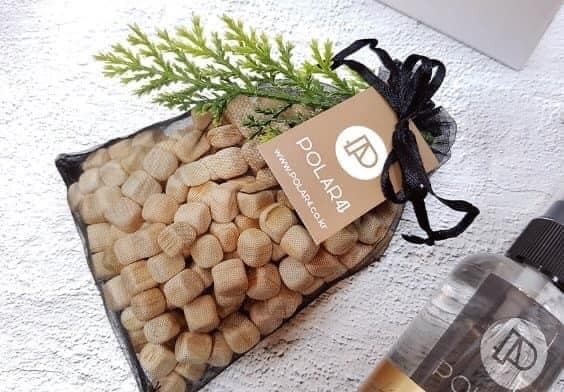 韓國POLAR4檜木抗菌香氛塊40g