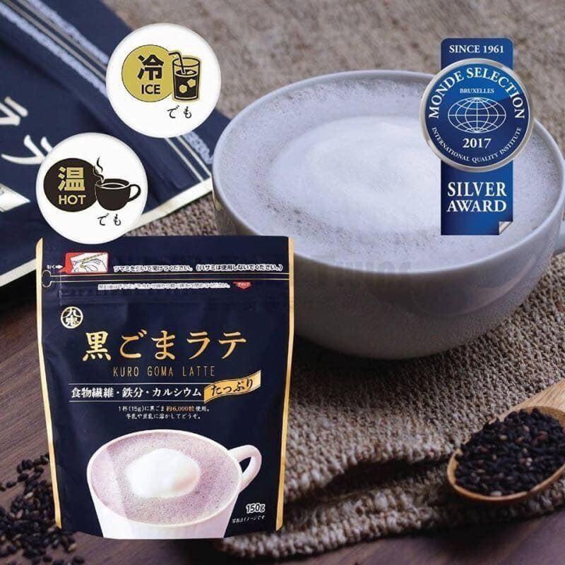日本製九鬼濃醇香黑芝麻