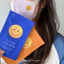 韓國BY JANE 笑臉口罩香氛貼 (一包8枚)